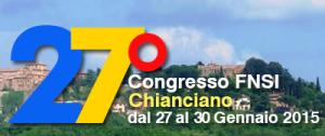 XXVII Congresso Fnsi Chianciano Terme