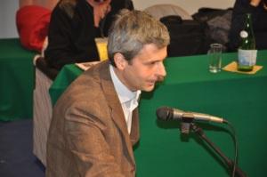 Stefan Wallisch segretario del Sindacato dei giornalisti del Trentino